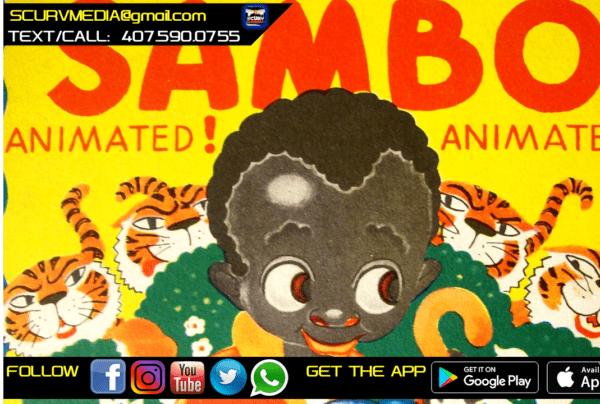 LITTLE BLACK SAMBO! – THE GANTT REPORT
