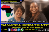 THE SANKOFA REPATRIATION ASSISTANCE PROGRAM WOULD MAKE THE HONORABLE MARCUS GARVEY PROUD!