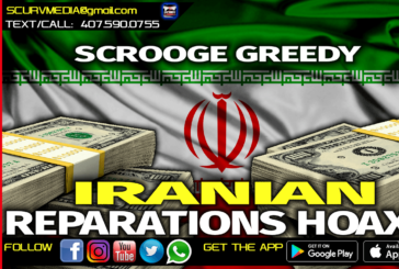 IRANIAN REPARATIONS HOAX?