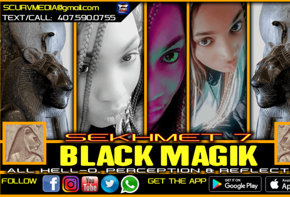 BLACK MAGIK: ALL HELL-O, PERCEPTION & REFLECTION!