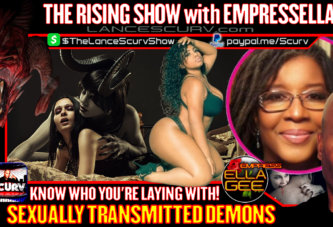 SEXUALLY TRANSMITTED DEMONS: THE UNSEEN SPIRITUAL INFESTATION THAT FEELS SO GOOD!