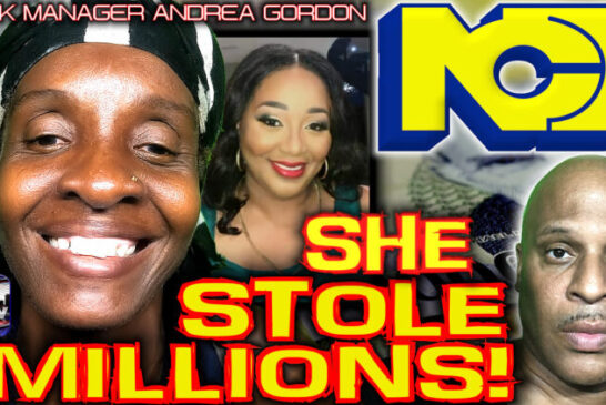 FORMER JAMAICAN NCB BANK MANAGER ANDREA GORDON STEALS MILLIONS!