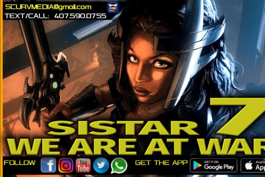 INTRODUCING SISTAR 7: WE ARE AT WAR!