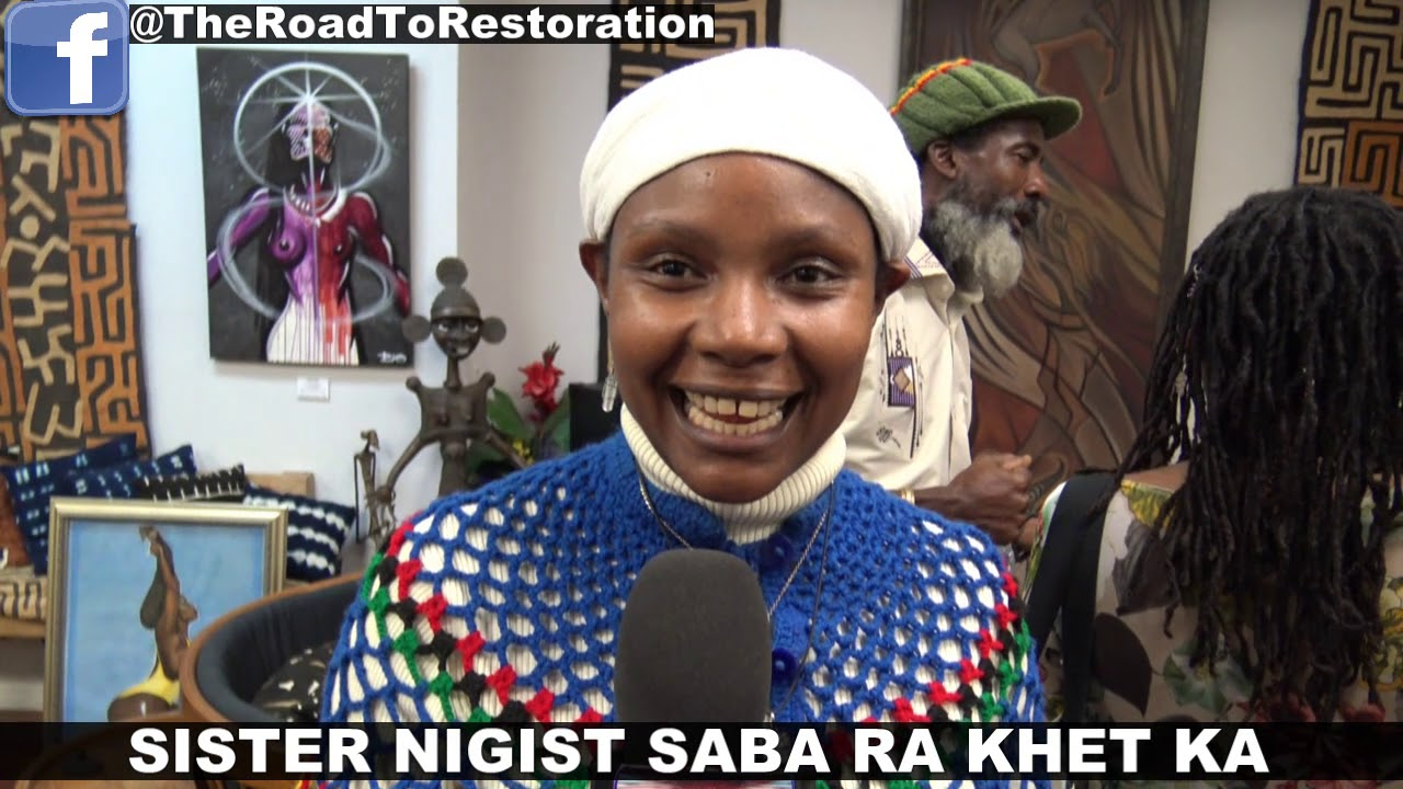SISTER NIGIST SABA RA KHET KA AT THREE MASKS INC. - The LanceScurv Show