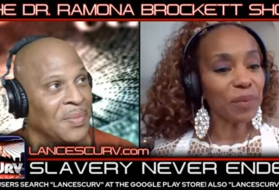 SLAVERY NEVER ENDED! - THE DR. RAMONA BROCKETT SHOW
