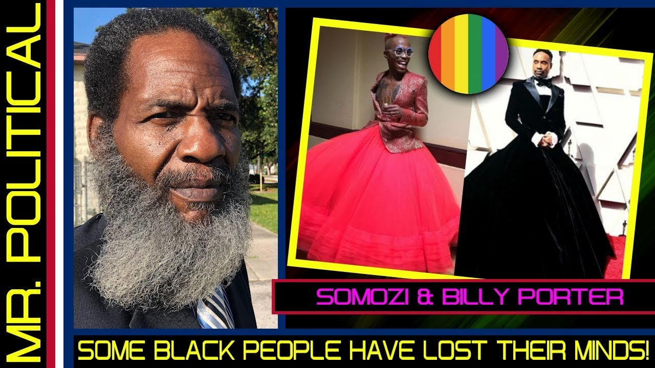 SOME BLACK PEOPLE HAVE LOST THEIR MINDS! MR. POLITICAL ON The LanceScurv Show