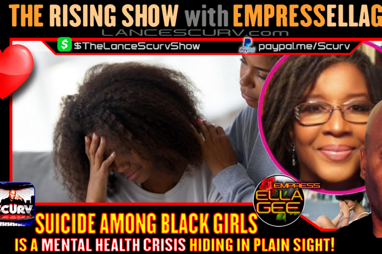 SUICIDE AMONG BLACK GIRLS IS A MENTAL HEALTH CRISIS HIDING IN PLAIN SIGHT!