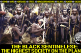 THE BLACK SENTINELESE: THE HIGHEST SOCIETY ON THE PLANET! – The LanceScurv Show