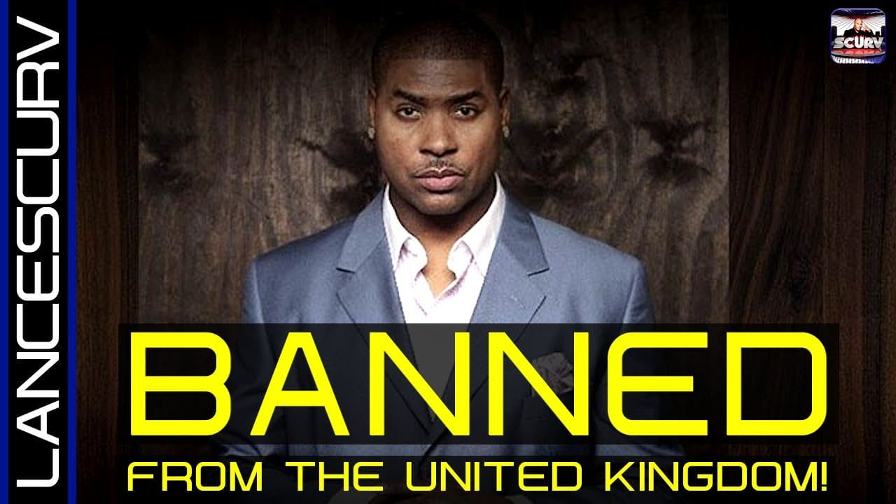 TARIQ NASHEED BANNED FROM THE UNITED KINGDOM: WHERE'S THE OUTCRY? - THE LANCESCURV SHOW