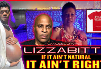 IF IT AIN'T NATURAL, IT AIN'T RIGHT! - LIZZABITTY