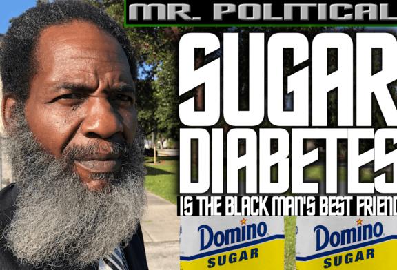 SUGAR DIABETES IS THE BLACK MAN'S BEST FRIEND! – The LanceScurv Show