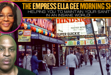 HELPING YOU TO MAINTAIN YOUR SANITY IN AN INSANE WORLD! - THE EMPRESS ELLA GEE MORNING SHOW