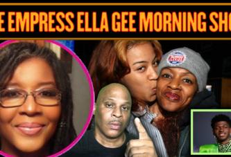 SOCIAL MEDIA HATE | KEYSHIA COLE'S MOM DIES | LIL NAS X NEW VIDEO WARNING |THE EMPRESS ELLA GEE SHOW