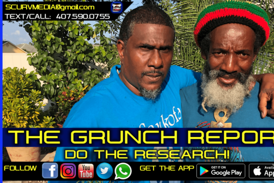 """MY ANCESTRY IS AFRICAN & IF YOU WANT TO BELIEVE ANYTHING ELSE THAT'S ON YOU!"" – THE GRUNCH REPORT"