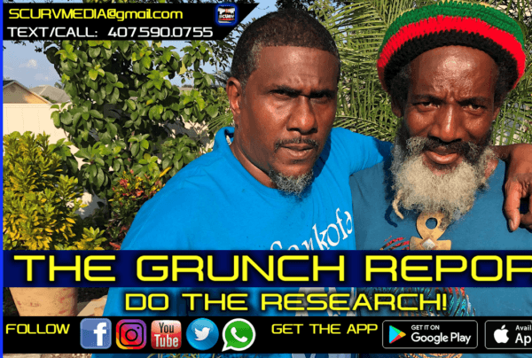 """""""MY ANCESTRY IS AFRICAN & IF YOU WANT TO BELIEVE ANYTHING ELSE THAT'S ON YOU!"""" – THE GRUNCH REPORT"""