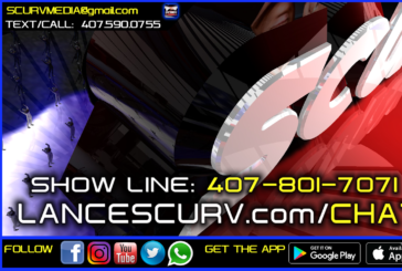 THE LANCESCURV SHOW LIVE! – MAY 9 2020