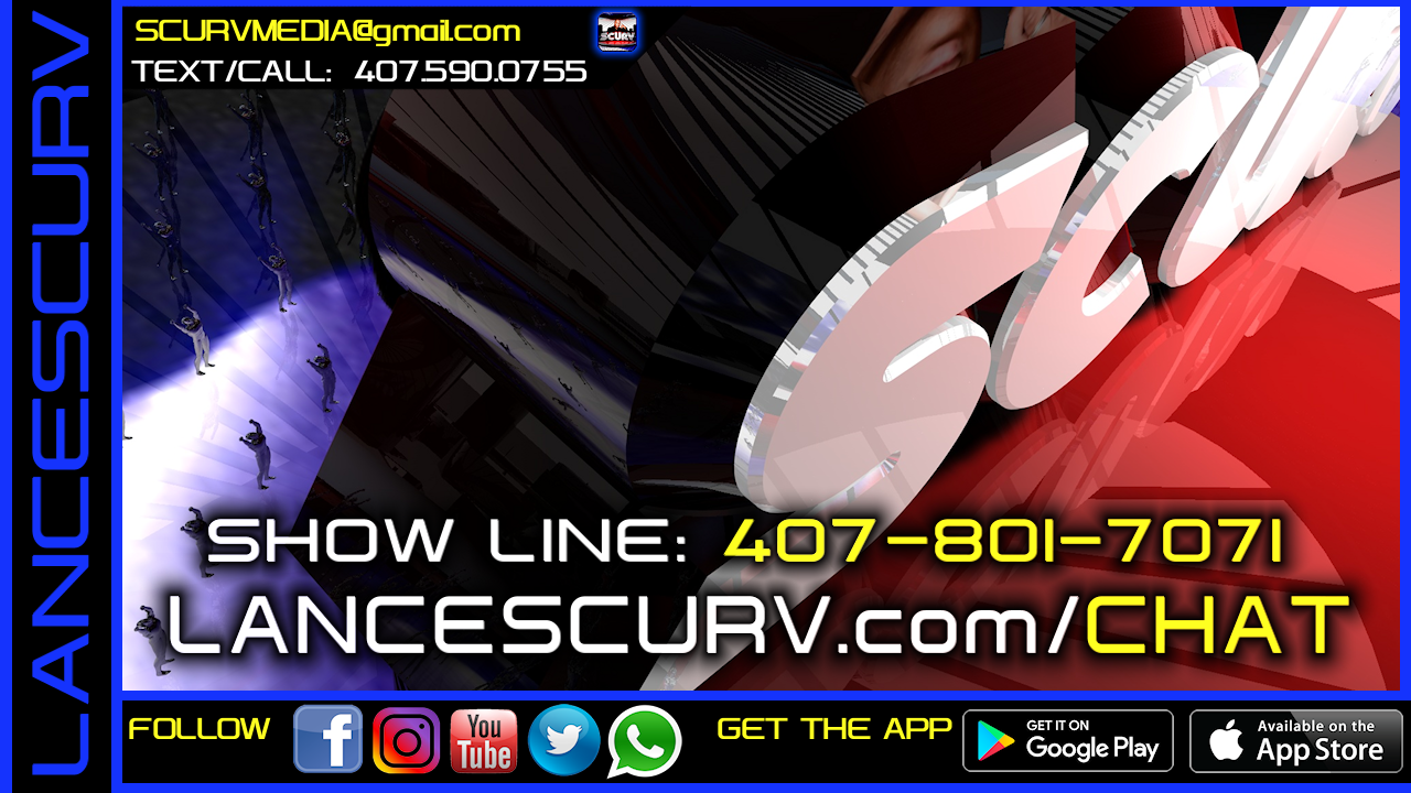 THE LANCESCURV SHOW LIVE! - MAY 9 2020