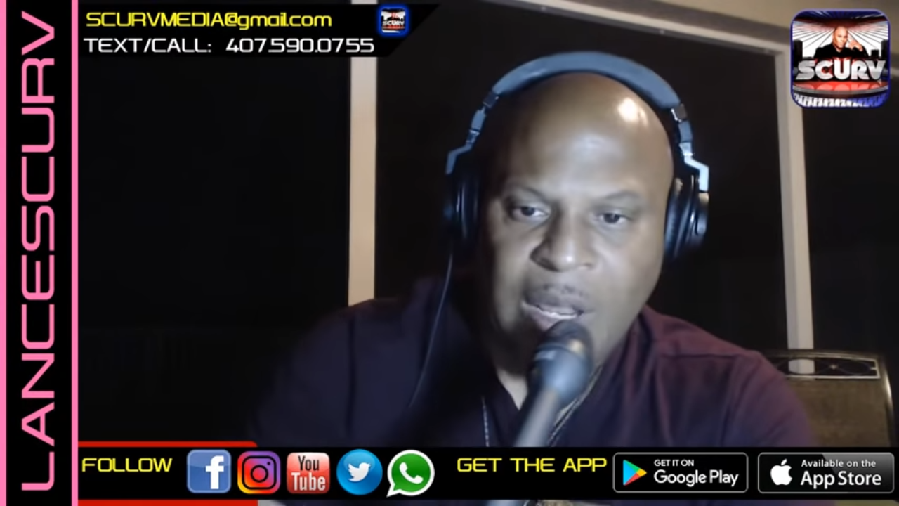 THE LANCESCURV SHOW LIVE! - MAY 9, 2020