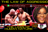 THE LAWS OF HUMAN NATURE: THE LAW OF AGGRESSION!