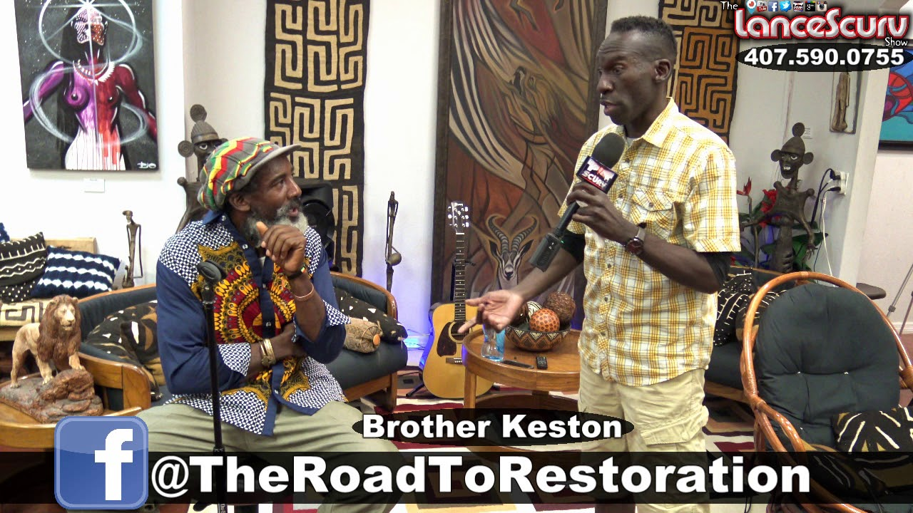 THE ROAD TO RESTORATION: BROTHER KESTON'S RETURN FROM GHANA!/FEBRUARY 16, 2019 - The LanceScurv Show