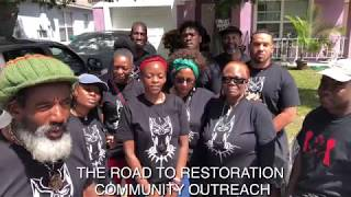THE ROAD TO RESTORATION COMMUNITY OUTREACH/MARCH 31, 2019 ORLANDO FLORIDA