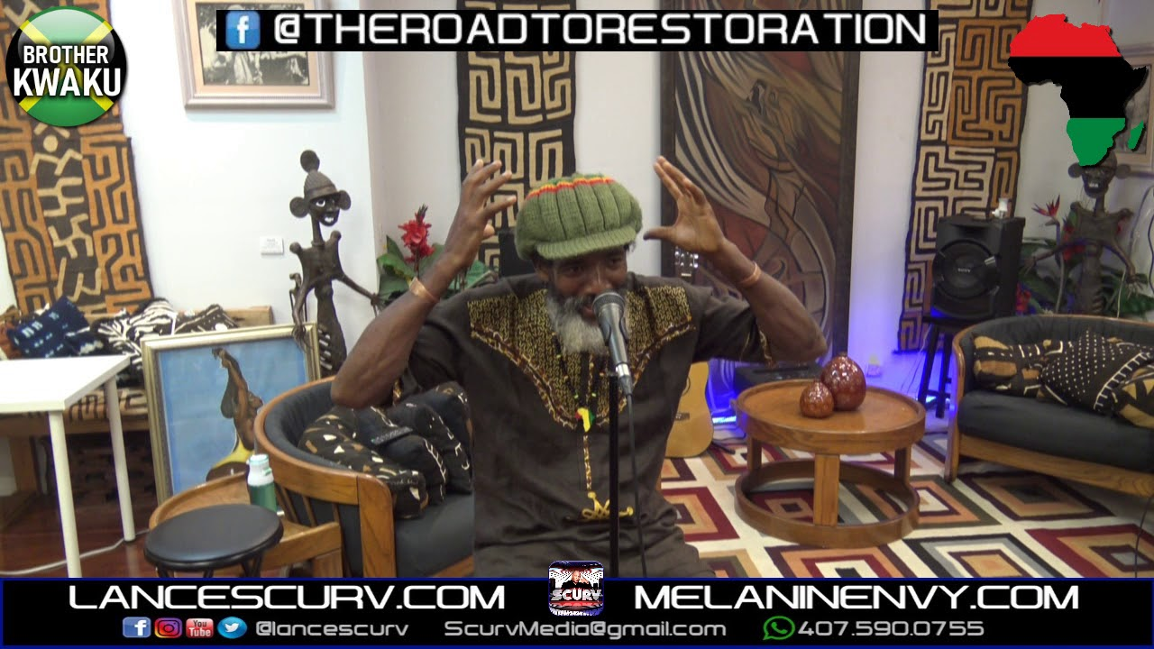 THE ROAD TO RESTORATION - JUNE 15, 2019 (Camcorder Version)