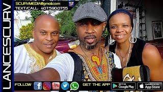 THE SYMBIOSIS OF AFRICAN SPIRITUALITY & AFRO-CARIBBEAN DANCE! - THE LANCESCURV SHOW