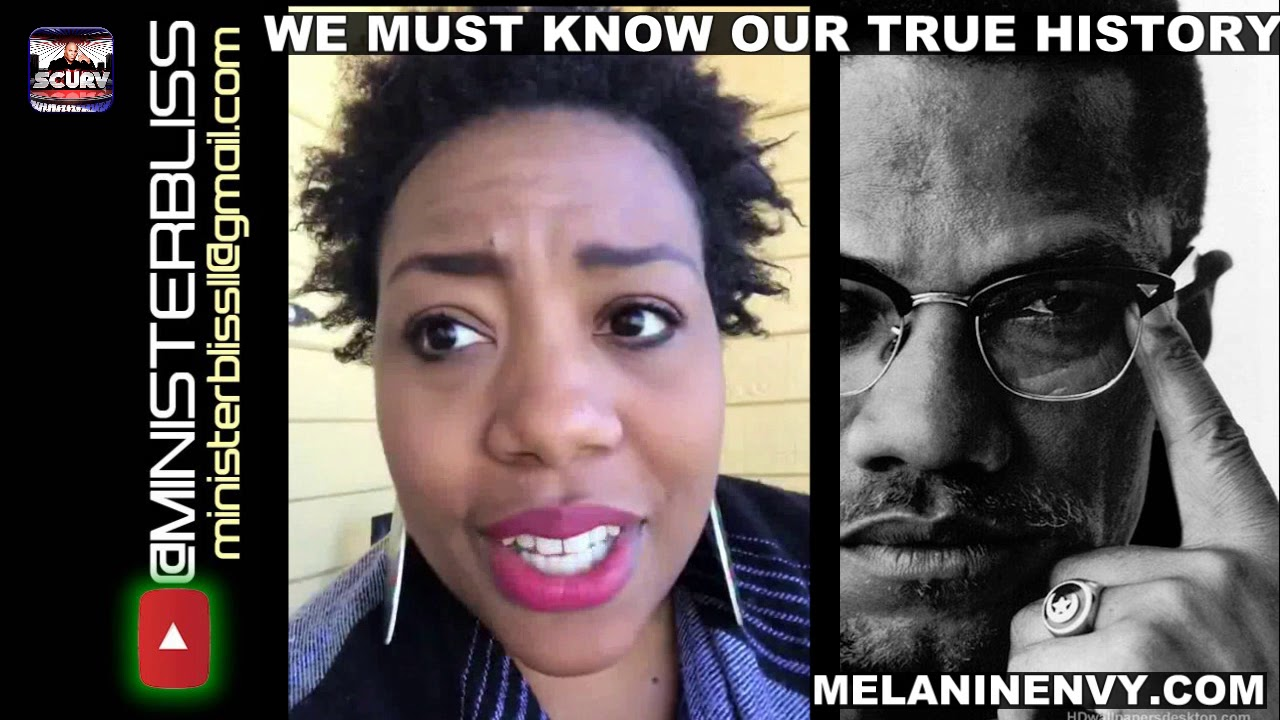 THE WAR ON BLACK HAIR/SELF HATE/ONE WORLDWIDE UNITED BLACK NATION! - MINISTER BLISS