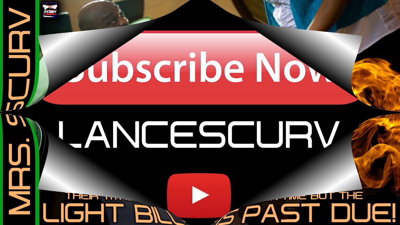 THEIR TITHES ARE ALWAYS PAID ON TIME BUT THE LIGHT BILL IS PAST DUE! - The LanceScurv Show