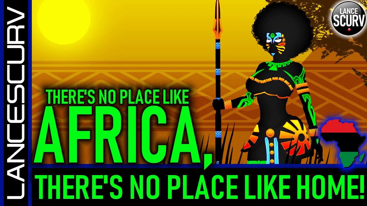 THERE'S NO PLACE LIKE AFRICA, THERE'S NO PLACE LIKE HOME! - BENAD DAMU ON THE LANCESCURV SHOW