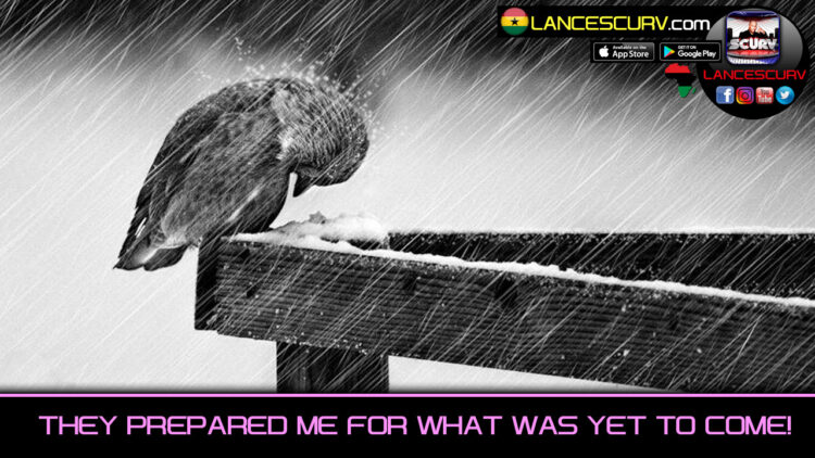 THEY PREPARED ME FOR WHAT WAS YET TO COME! - LANCESCURV