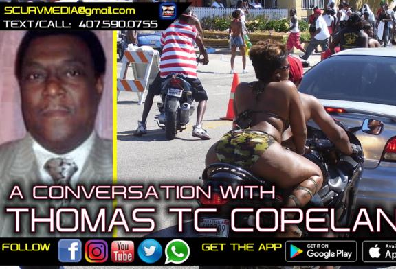 A CONVERSATION WITH THOMAS T.C. COPELAND!