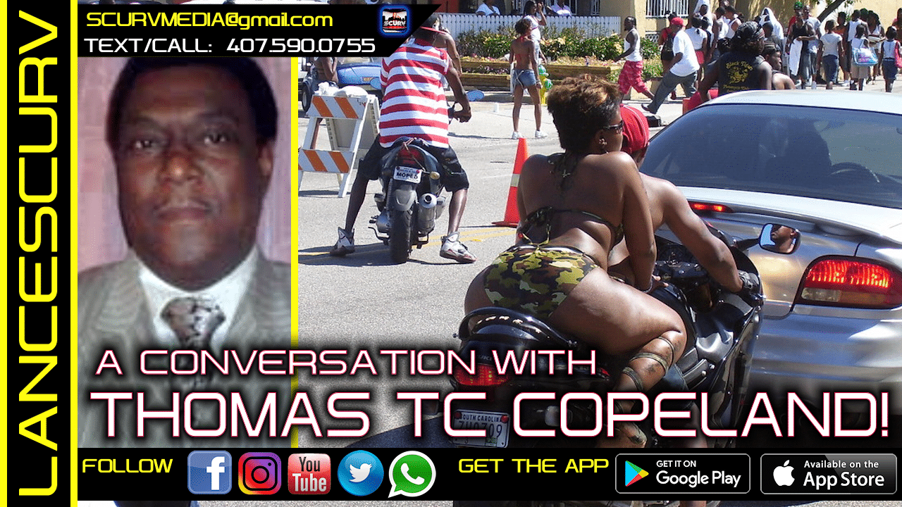 A CONVERSATION WITH THOMAS T.C. COPELAND!
