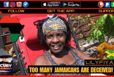 TOO MANY JAMAICANS ARE DECEIVED!