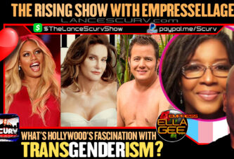 WHAT'S HOLLYWOOD'S FASCINATION WITH TRANSGENDERISM?