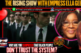 WHY ARE YOU SURPRISED THAT BLACK PEOPLE DON'T TRUST THE SYSTEM?