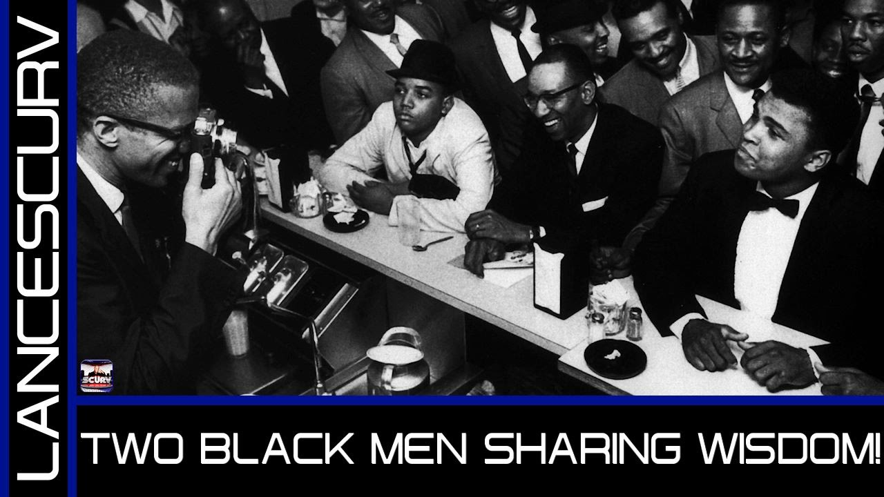 TWO BLACK MEN SHARING WISDOM! - The LanceScurv Show