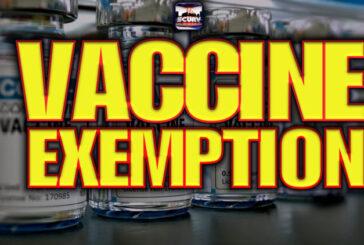 VACCINE EXEMPTION AFFIDAVIT