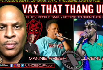 VAX THAT THANG UP?