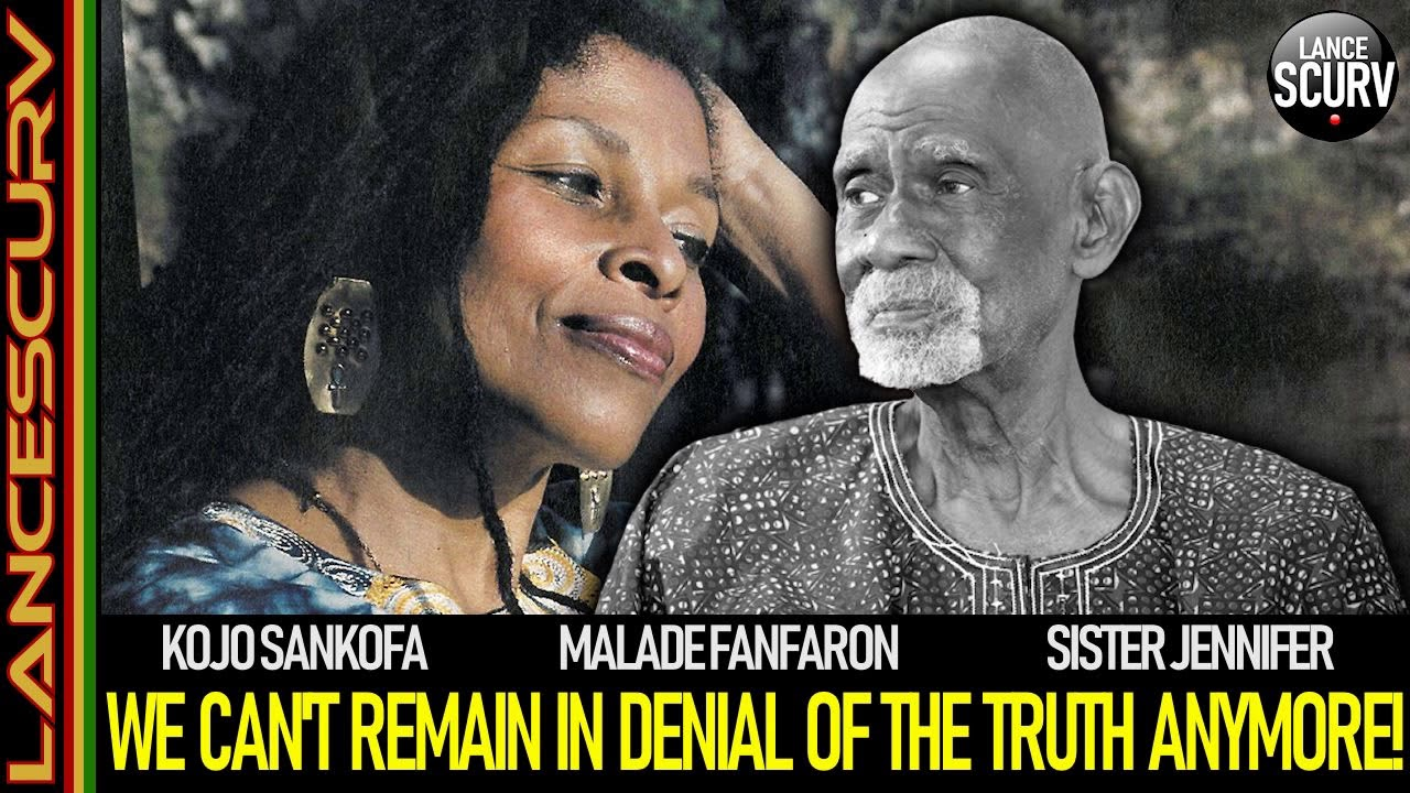 WE CAN'T REMAIN IN DENIAL OF THE TRUTH ANYMORE! - The LanceScurv Show