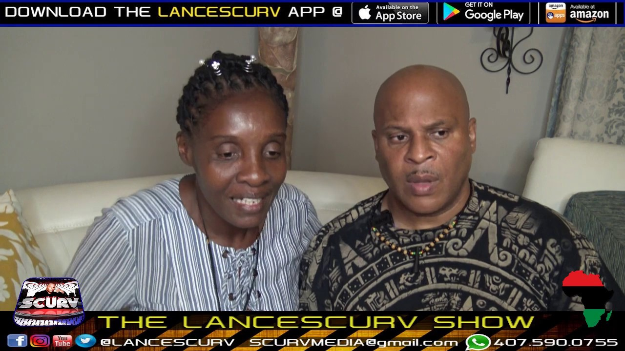WE MUST HAVE THOSE UNCOMFORTABLE CONVERSATIONS THAT BRING ABOUT HEALING! - THE LANCESCURV SHOW