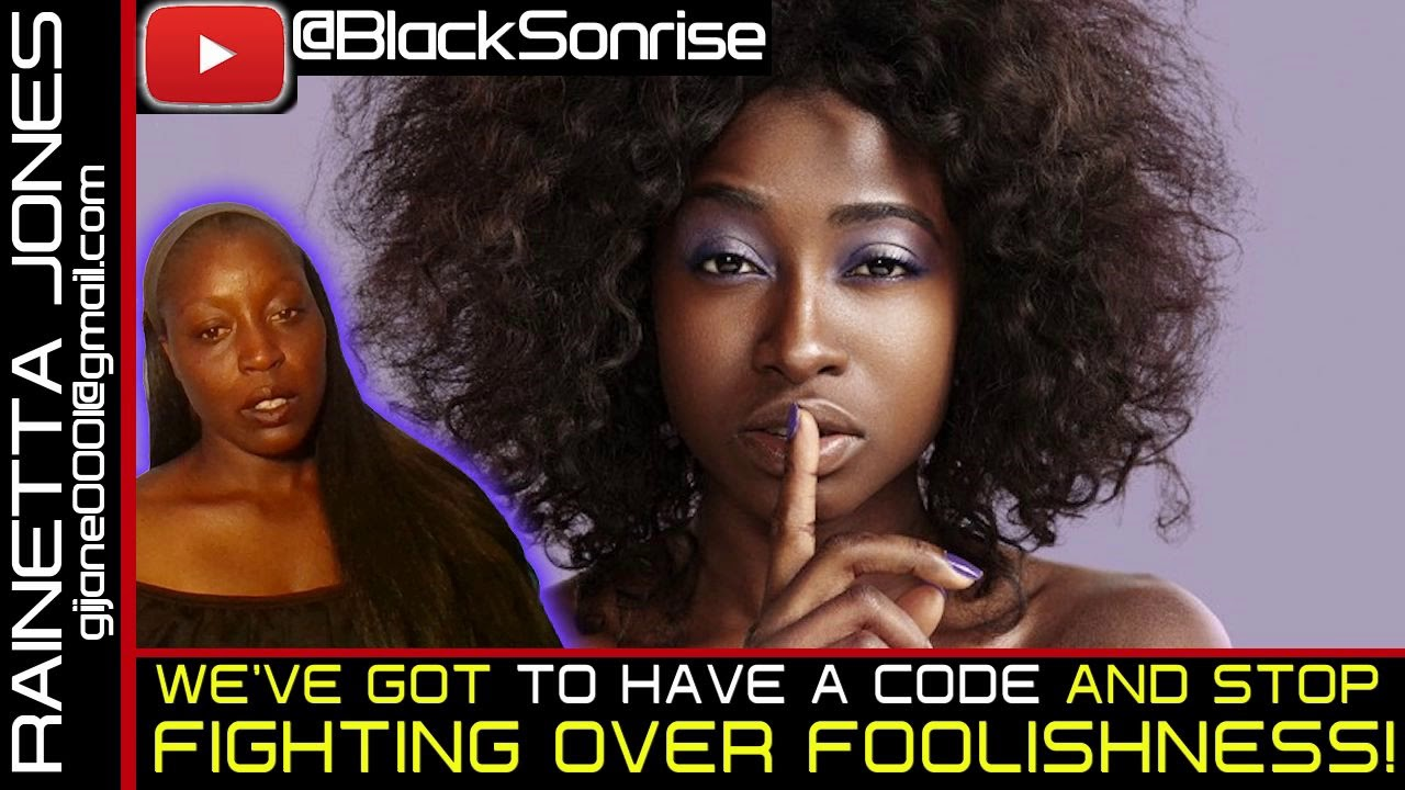 WE'VE GOT TO HAVE A CODE AND STOP FIGHTING OVER FOOLISHNESS! - The LanceScurv Show