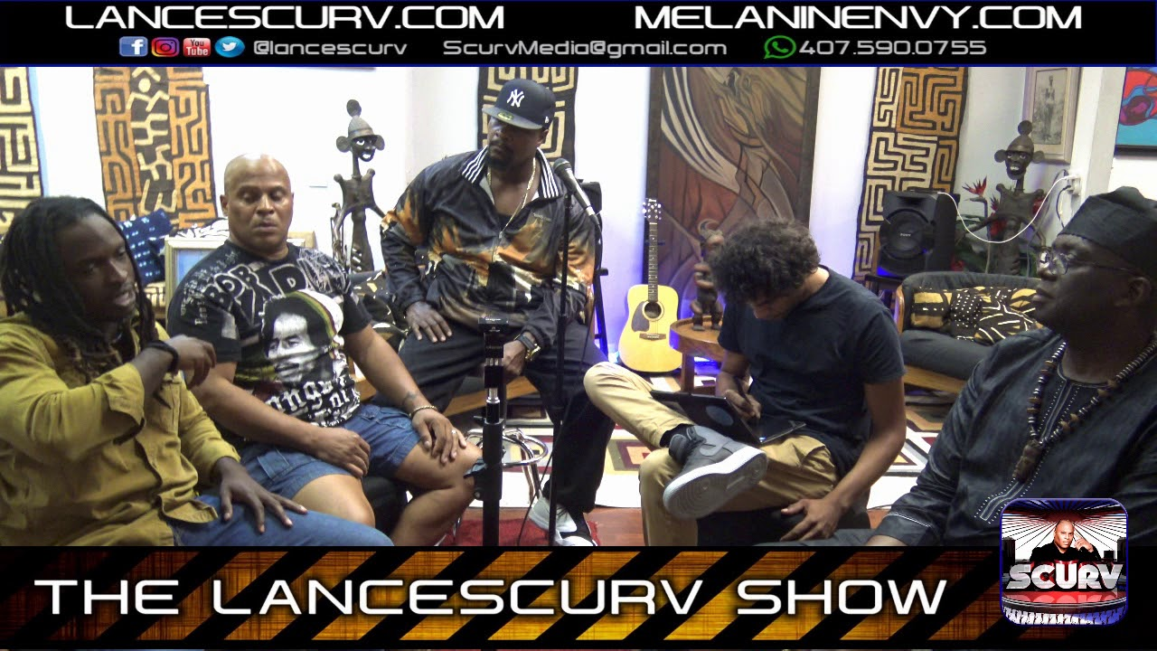 WHAT DO WOMEN DO TO INSPIRE YOU AS A BLACK MAN? - The LanceScurv Show