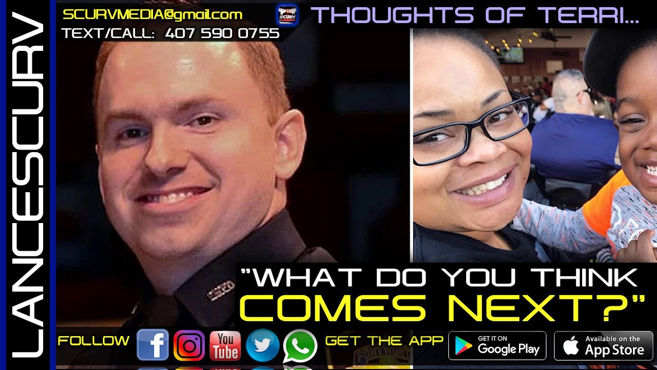 WHAT DO YOU THINK COMES NEXT? - THOUGHTS OF TERRI/The LanceScurv Show