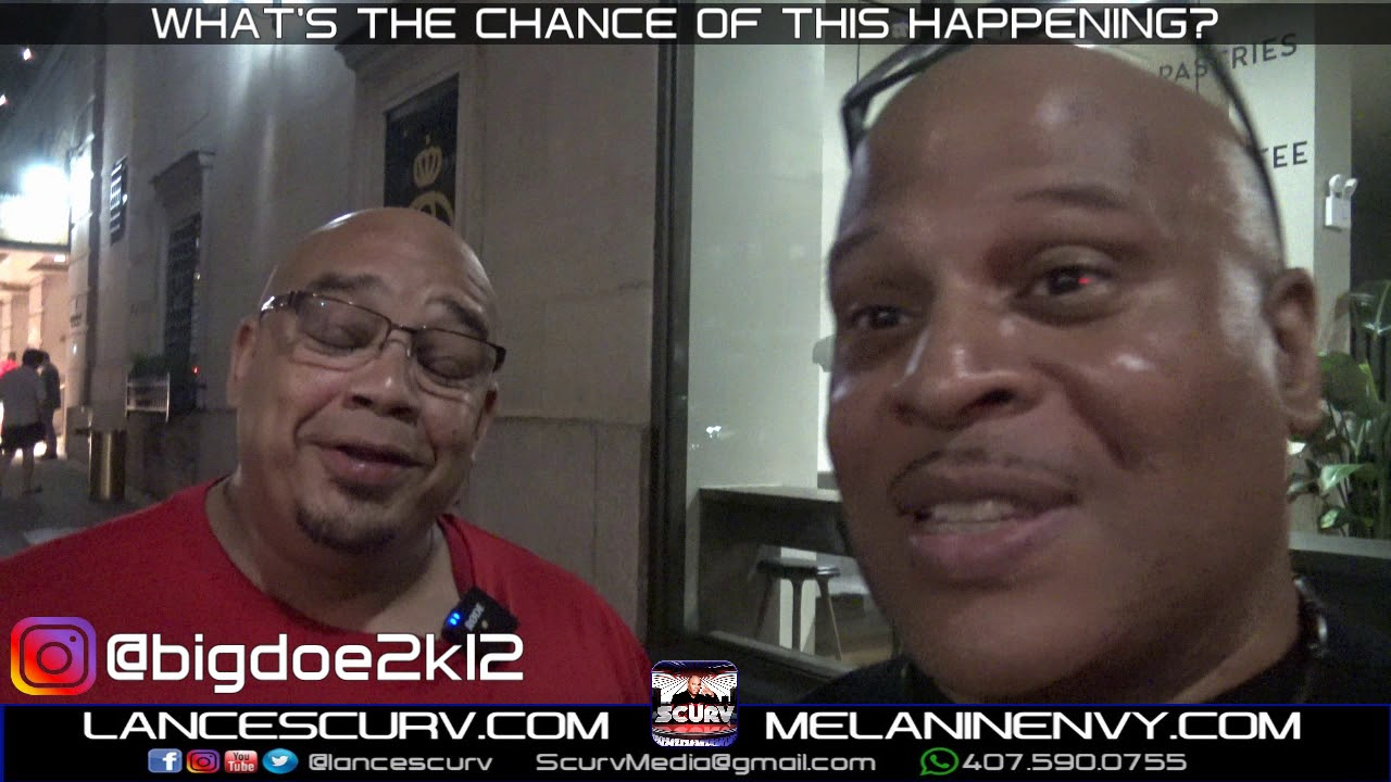 WHAT'S THE CHANCE OF THIS HAPPENING? - The LanceScurv Show