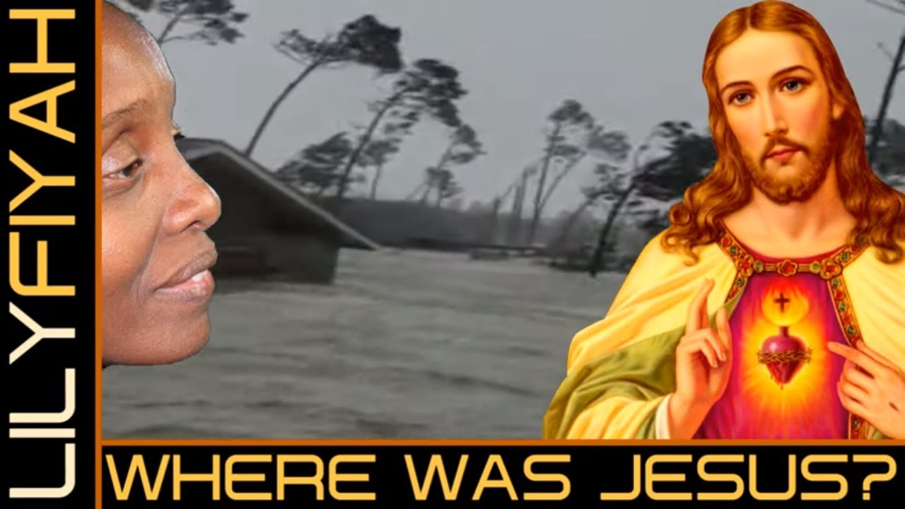 WHERE WAS JESUS DURING HURRICANE DORIAN IN THE ABACO ISLANDS? - The LanceScurv Show