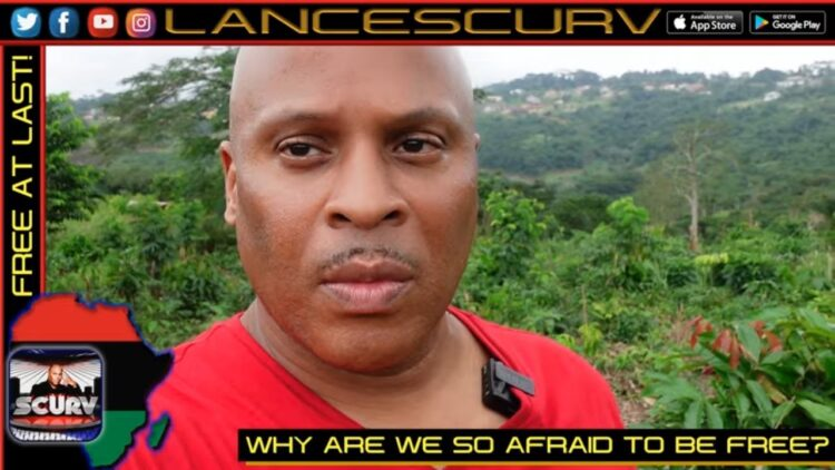 WHY ARE WE AFRAID TO BE FREE? - THE LANCESCURV SHOW