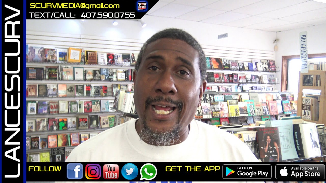 WHY IT'S IMPORTANT TO LEARN OUR OWN HISTORY FOR OURSELVES! - The LanceScurv Show