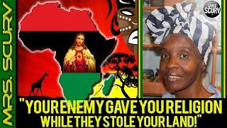 YOUR ENEMY GAVE YOU RELIGION WHILE THEY STOLE YOUR LAND! - The LanceScurv Show