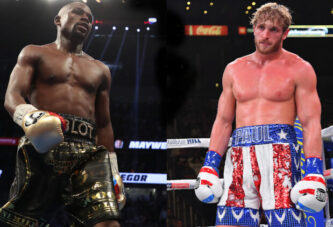 FLOYD MAYWEATHER JR. VS. LOGAN PAUL: THE MAN WHO NEVER LOST AGAINST THE MAN WHO NEVER WON!